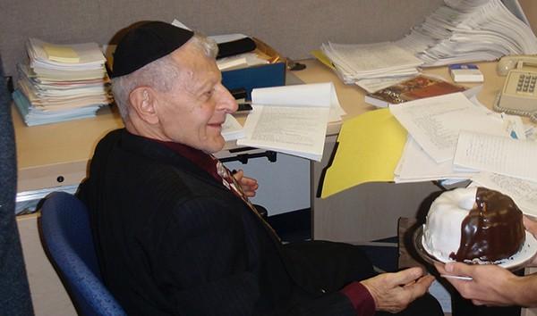"""Remembering Professor Louis Feldman, z""""l"""