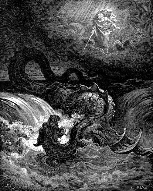 Leviathan: The Biblical Beast of the Brain | The Lehrhaus